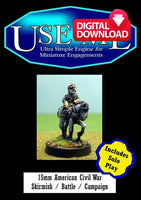 UM005 USEME American Civil War - Paid Digital Download