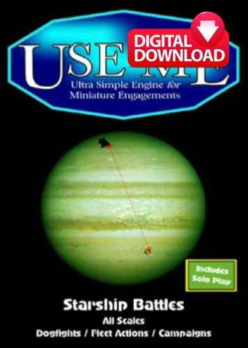 UM006 USEME Starship Battles - Paid Digital Download