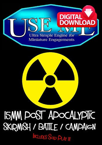 UM007 USEME Post Apocalypse - Paid Digital Download