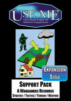 UM010 USEME Support Pack - Expansion Book