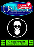 UM011 USEME Cyberpunk - Paid Digital Download