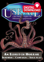 UM013 USEME Eldritch Horror - Paid Digital Download
