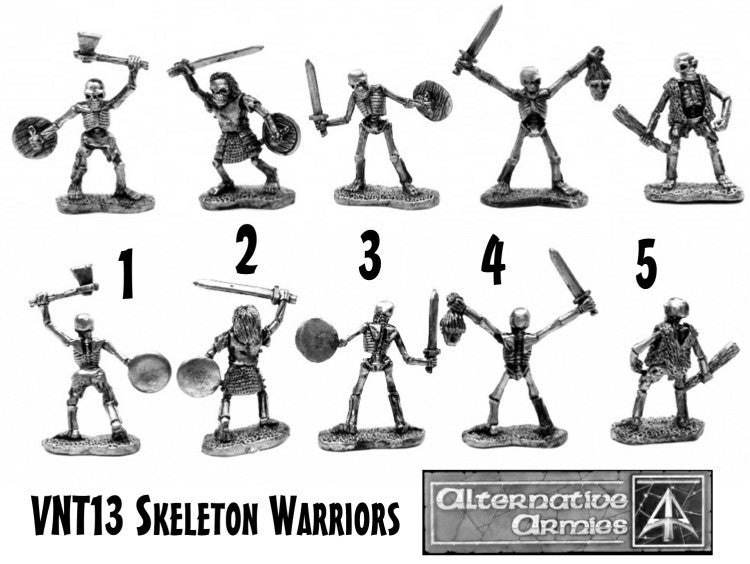 VNT13 Skeleton Warriors