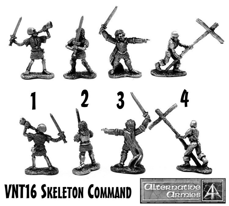 VNT16 Skeleton Command