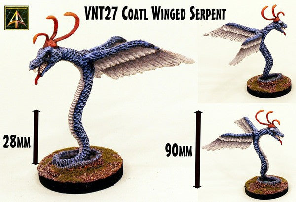 VNT27 Coatl Winged Serpent