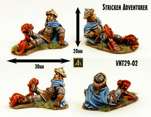 VNT29-02 Stricken Adventurer