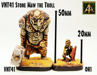 VNT41 Stone Maw the Troll