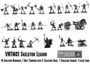 VNTM01 Skeleton Legion Set - Save 10%