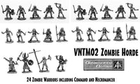VNTM02 Zombie Horde Set - Save 10%