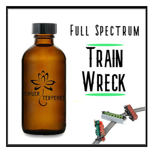Train Wreck Full Spectrum Terpene Blend