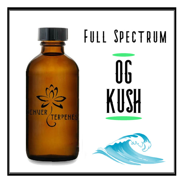 OG Kush Full Spectrum Terpene Blend
