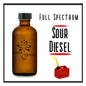 Sour Diesel Full Spectrum Terpene Blend
