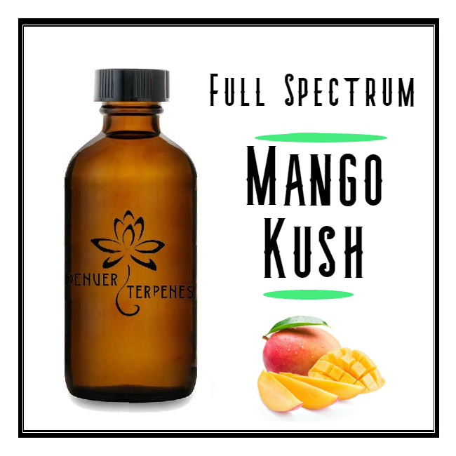 Mango Kush Full Spectrum Terpene Blend