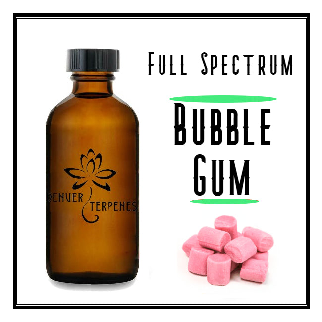Bubblegum Full Spectrum Terpene Blend