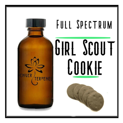 Girl Scout Cookie Full Spectrum Terpene Blend