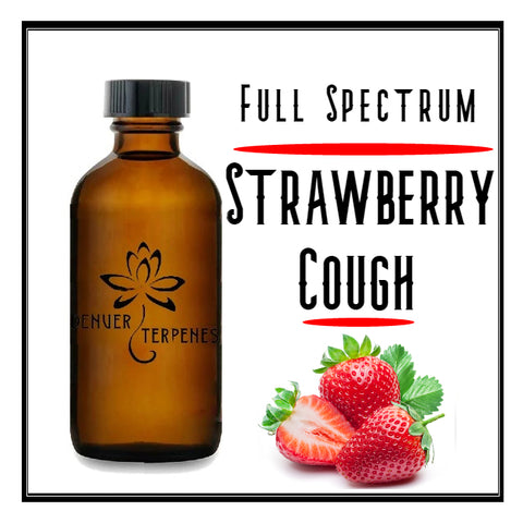 Strawberry Cough Full Spectrum Terpene Blend