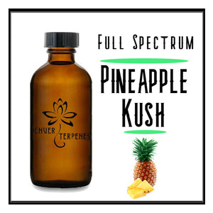 Pineapple Kush Full Spectrum Terpene Blend