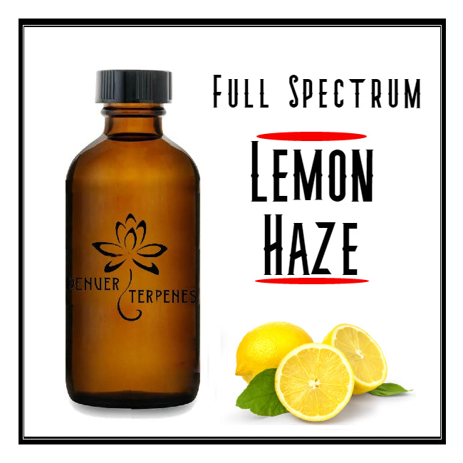 Lemon Haze Full Spectrum Terpene Blend