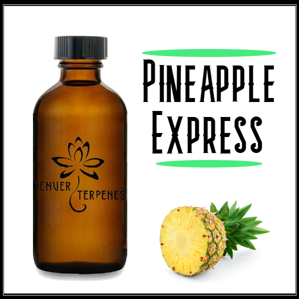 Pineapple Express Terpene Blend