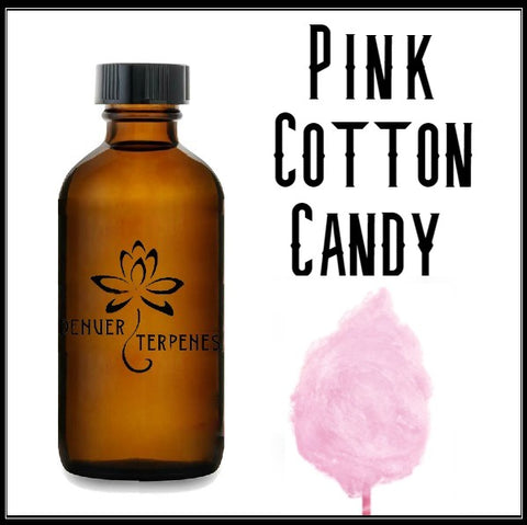 MCT Pink Cotton Candy Flavoring