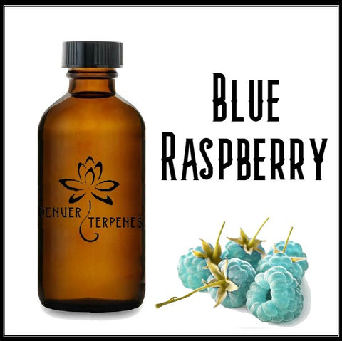 MCT Blue Raspberry Flavoring