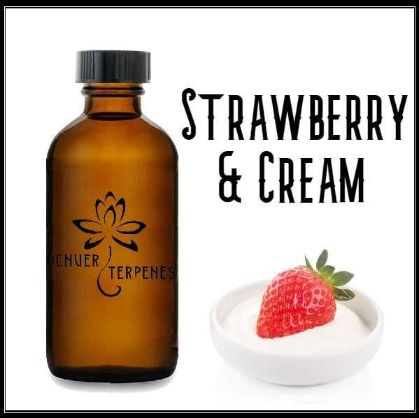 PG Strawberry & Cream Flavoring