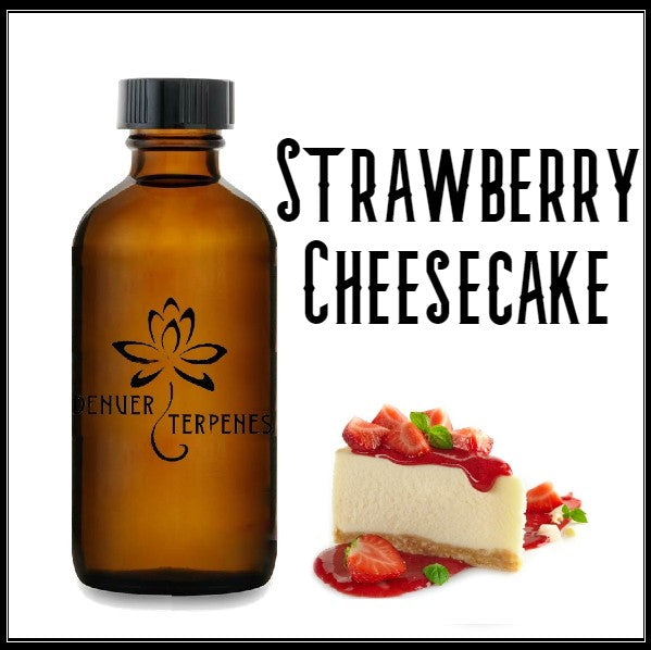 MCT Strawberry Cheesecake Flavoring
