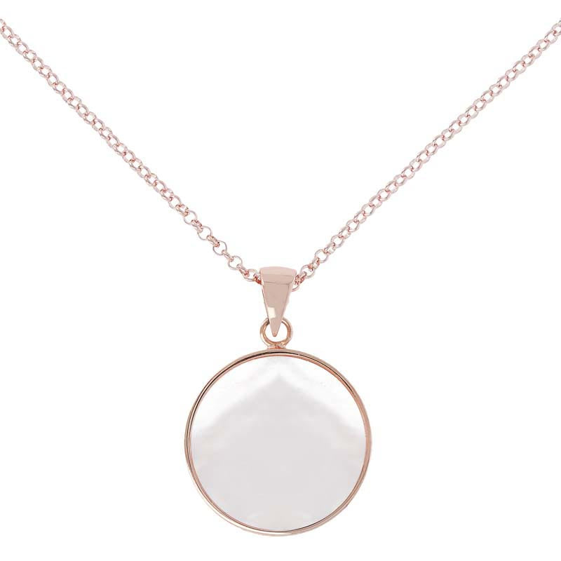 Bronzeallure Mother of Pearl Pendant