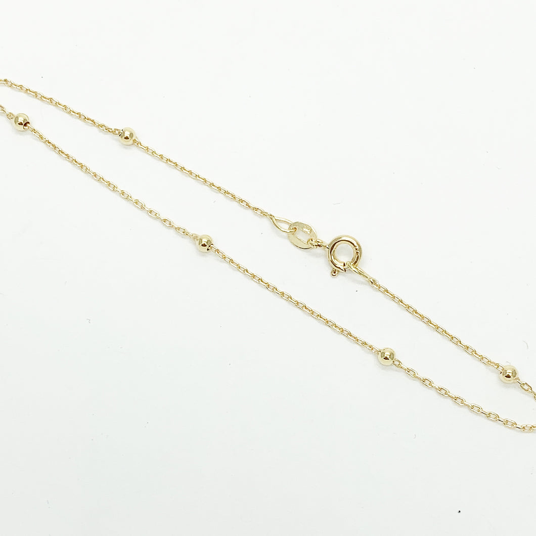 Yellow Gold Fine Bracelet