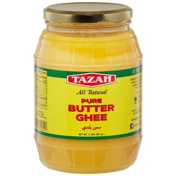 Tazah Natural Butter Ghee 32 Ounce (907g)