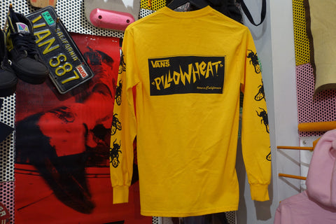 pillowHeat streestyle l-s shirt ~ S, *M, L, XL, *XXL