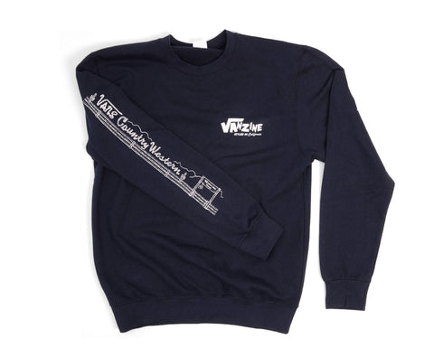 the vanzine country western sweatshirt ~ S, M, L, XL, XXL, XXXL