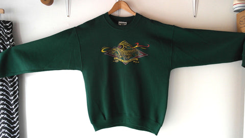 vintage powell skateboards sweatshirt ~ M