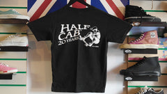 vans 20 years half cab t-shirt ~ S, L, XL