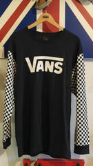 vans bmx race replica shirt ~ L