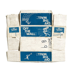#FLYOFFTHEWALL commemorative box print ¬ vans off the wall (mens)