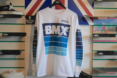 pillowHeat rad cru blues bmx l-s shirt ~ S, M, L, XL, XXL