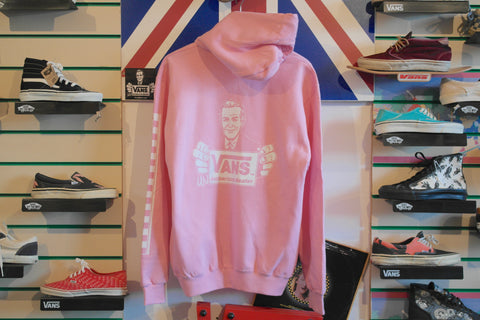 pillowHeat (un)authorized dealer hoody pink ~ S, M, L, XL, XXL, XXXL