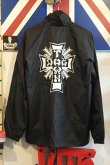 vintage dogtown skates coach jacket ~ XL
