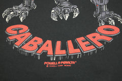 vintage powel peralta caballero dragon t-shirt ~ XL
