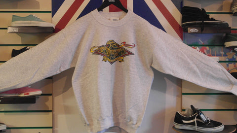 vintage powell skateboards sweatshirt ~ L