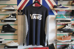 vintage vans bmx factory replica shirt ~ XL ?