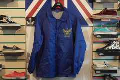 vintage van's factory team coach jacket ~ L?