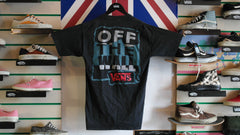 vintage vans off the wall t-shirt ~ S