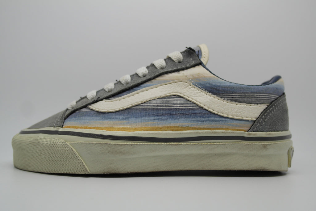 a497f84839b0 vintage vans old skool jazz stripe skate bmx print made in usa vtg ...