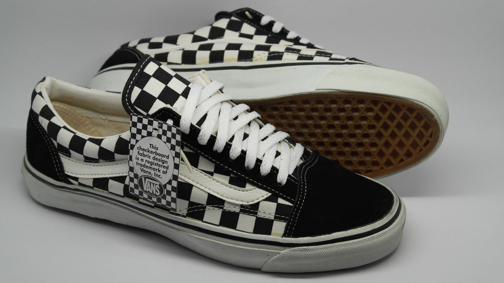 vans slip on checkerboard japan edition
