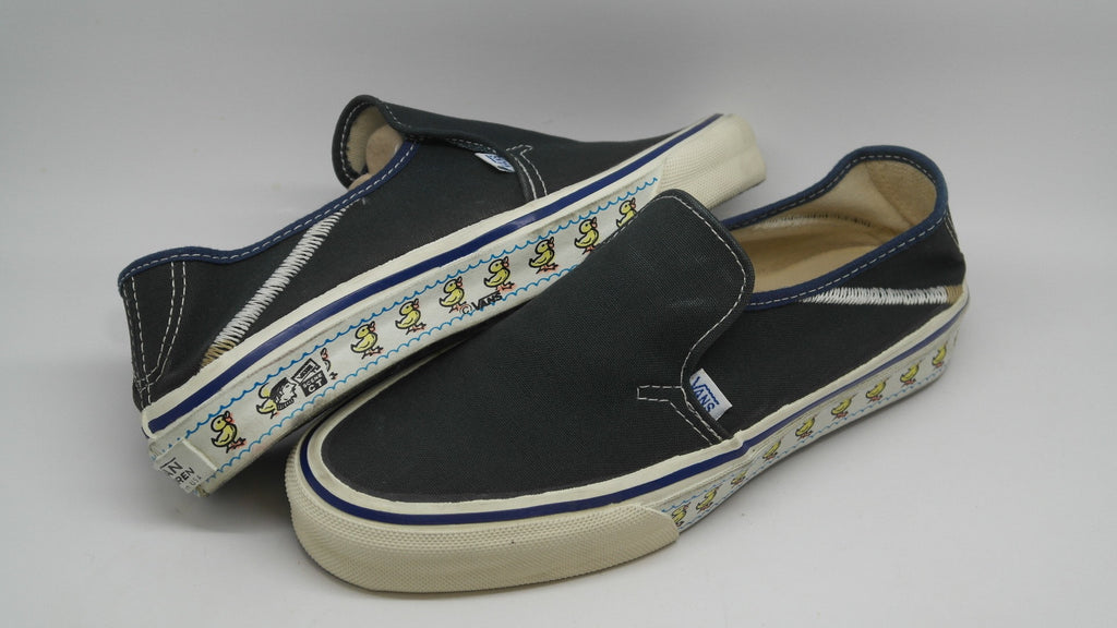 9de7f12f56a Vans Vans x Civilist Berlin Slip-On 47 V DX Size 9 - Low-Top .