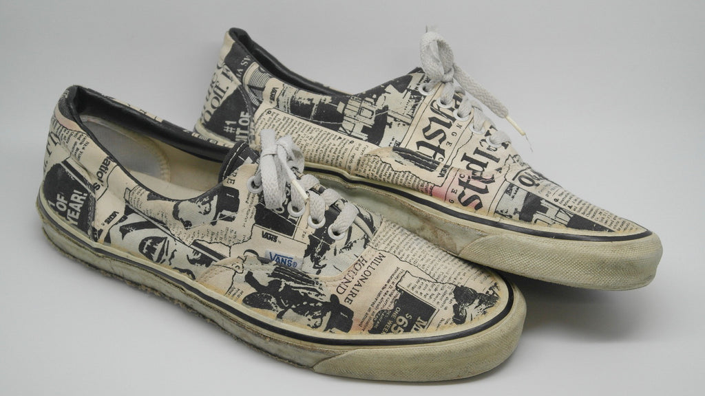 f07806b89ab3d2 vintage vans style  95 ~ US12 – theothersideofthepillow