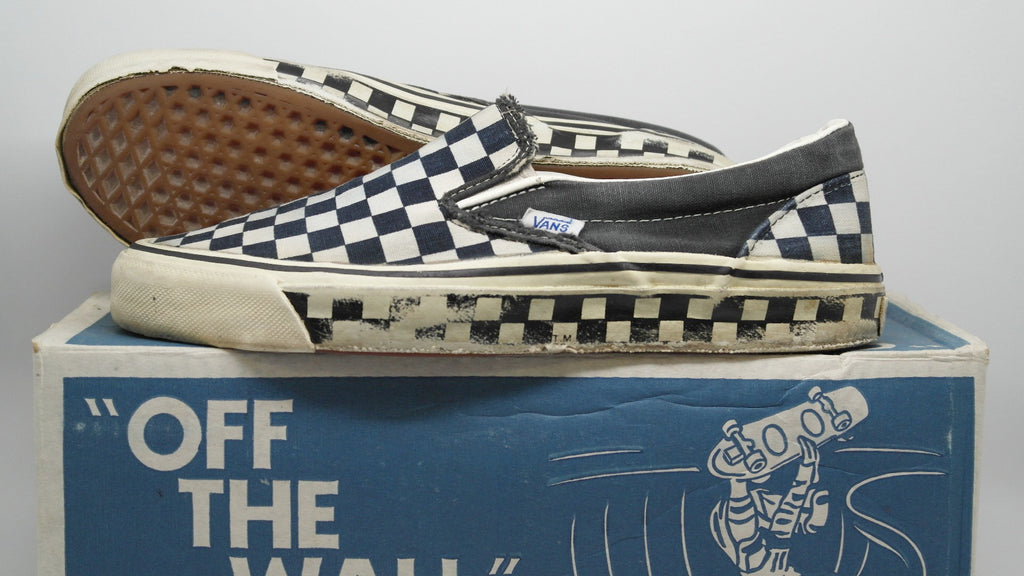 237a016193 vintage vans style  98 ~ US10 – theothersideofthepillow