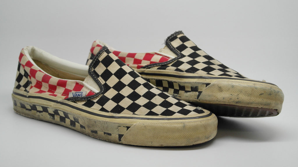a89d8369ff vintage vans style  98 ~ US9 – theothersideofthepillow
